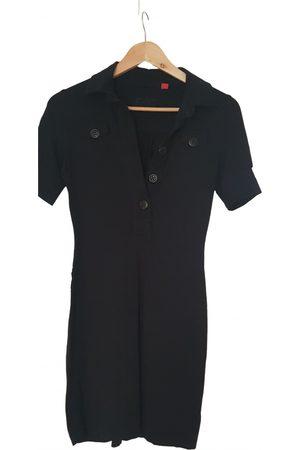Esprit Women Dresses - Navy Cotton - elasthane Dresses