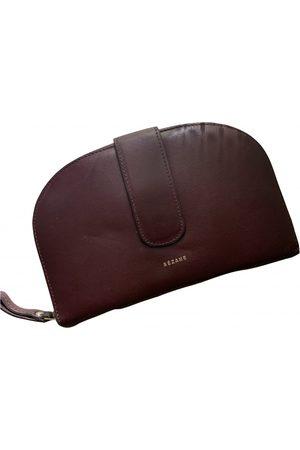 Sézane Leather wallet