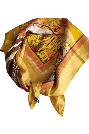 Céline Women Scarves - Silk neckerchief