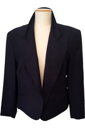 Gianfranco Ferré Wool short vest