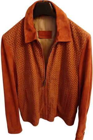 Francesco Smalto Leather Jackets