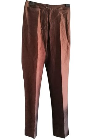 Cerruti 1881 Linen Trousers