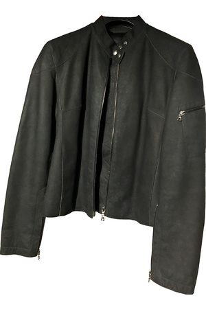 Mauro Grifoni Leather Leather Jackets