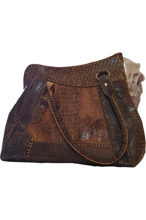 A.Lab Leather handbag