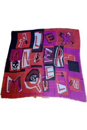 Alexander McQueen Multicolour Scarves