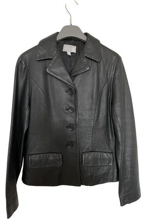 Esprit Women Leather Jackets - Leather Leather Jackets