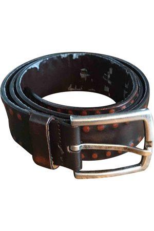 Cerruti 1881 Leather Belts
