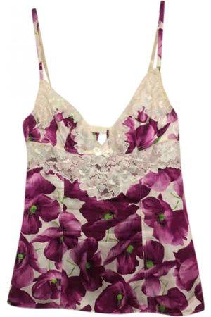 Dolce & Gabbana Silk Tops