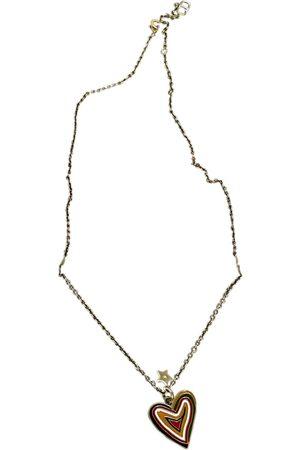 Dior Steel Necklaces