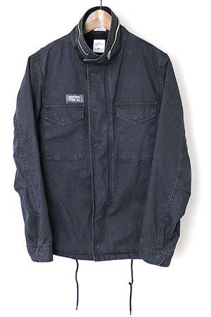 BEDWIN & THE HEARTBREAKERS Grey Denim - Jeans Jackets