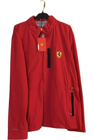 FERRARI STORE Polyester Jackets