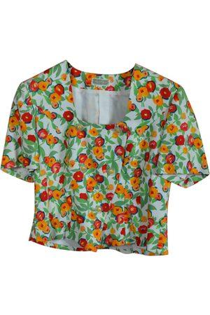 EMMANUELLE KHANH Multicolour Cotton Jackets