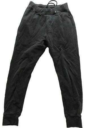 Dsquared2 Cotton Trousers