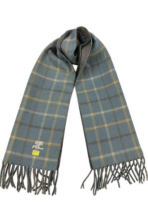 Courrèges Wool Scarves