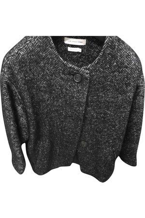 Isabel Marant Grey Wool Coats