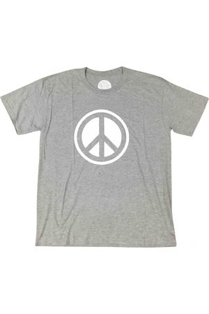 Pigalle Grey Cotton T-shirt
