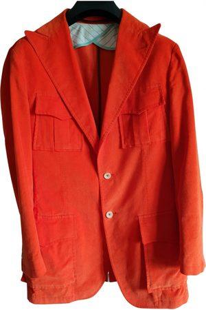 Francesco Smalto Cotton Jackets