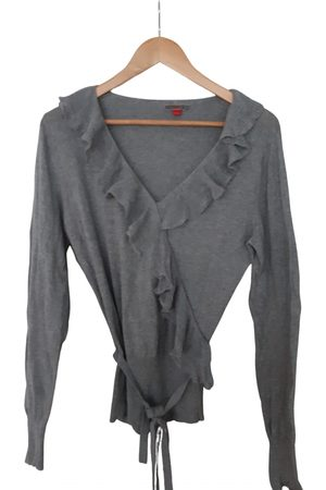 Esprit Grey Wool Knitwear