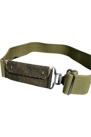 GAS Khaki Cloth Belts