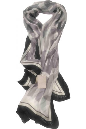 Jimmy Choo Women Scarves - Silk scarf