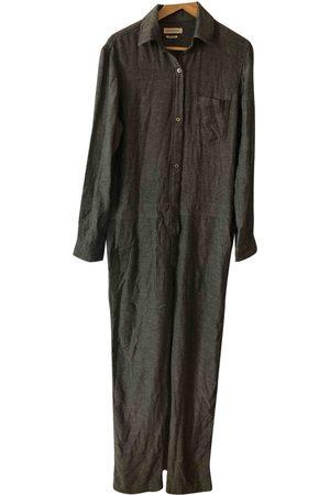 Isabel Marant Grey Viscose Jumpsuits