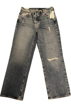 H&M Cotton Jeans
