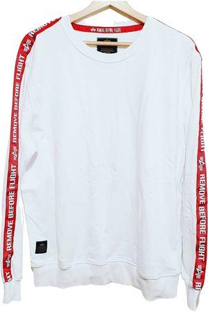 Alpha Industries Men Sweatshirts - Cotton Knitwear & Sweatshirts