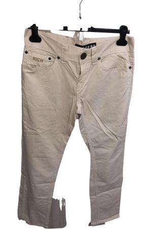 John Richmond Men Pants - Cotton Trousers