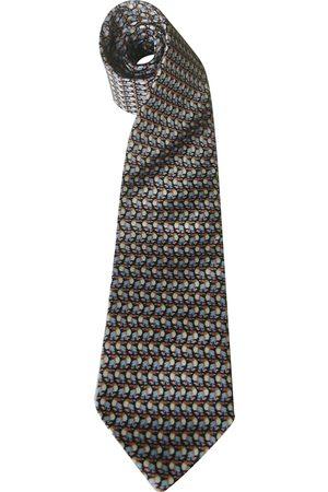 Carven Multicolour Silk Ties