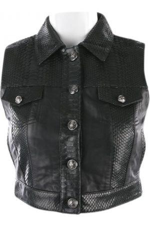 Philipp Plein Leather Jackets