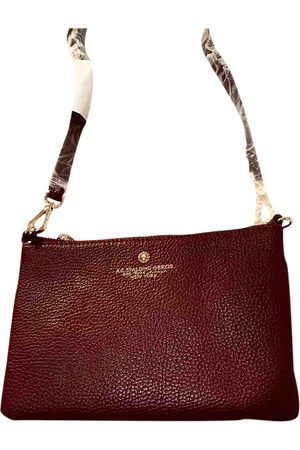 A.G. Spalding & Bros. Burgundy Leather Handbags