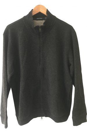 Nautica Grey Wool Knitwear & Sweatshirts
