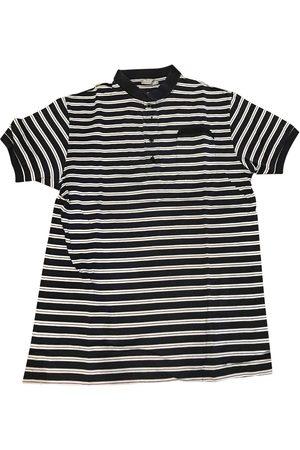 Dior Navy Cotton Polo Shirts