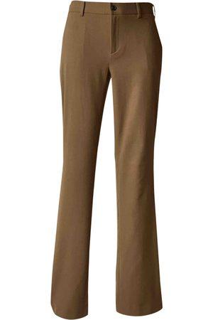 Ralph Lauren Camel Wool Trousers