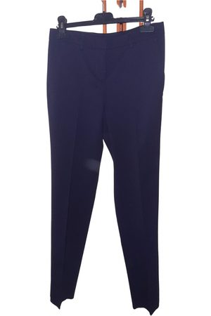 Moncler Wool straight pants