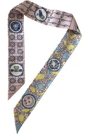 Hermès Twilly 86 silk neckerchief