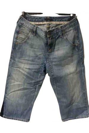 Sisley Women Jeans - Short jeans