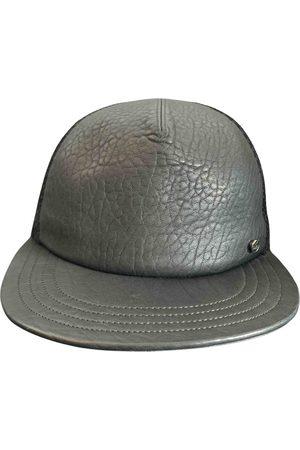 Le Mont St Michel Leather Hats