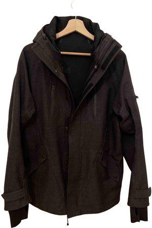 11 BY BORIS BIDJAN SABERI Grey Jackets