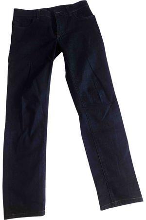 Dolce & Gabbana Men Jeans - Navy Cotton - elasthane Jeans
