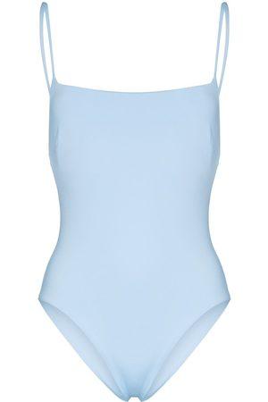 Bondi Born Rose tie-back swimsuit