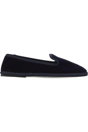 AG Women Loafers - 10mm Velvet Loafers