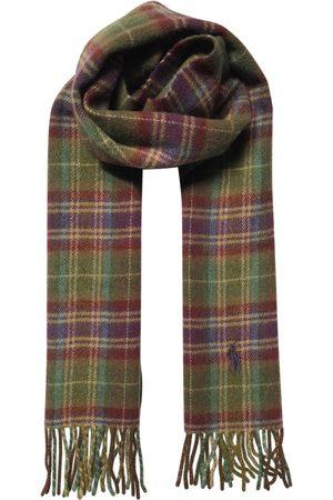 Polo Ralph Lauren Men Pocket Squares - Multicolour Wool Scarves & Pocket Squares