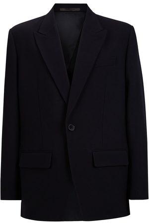 VALENTINO Tailored single-breasted blazer