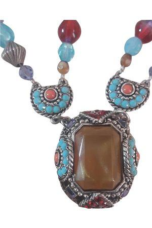 POGGI Multicolour Metal Necklaces