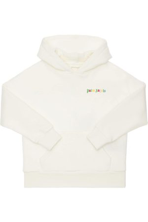 Palm Angels Cotton Sweatshirt Hoodie