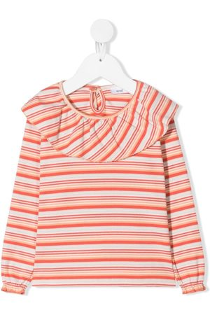 KNOT Farrah Fawcett long-sleeve T-shirt