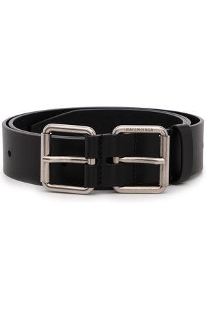Balenciaga Double buckle-fastening belt