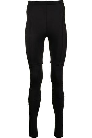 Balenciaga Sports Shorts - Trompe L'oeil short-effect leggings