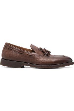 Brunello Cucinelli Tassel leather loafers